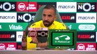 «Conceição? A grande diferença é que eu estou muito orgulhoso dos meus jogadores»