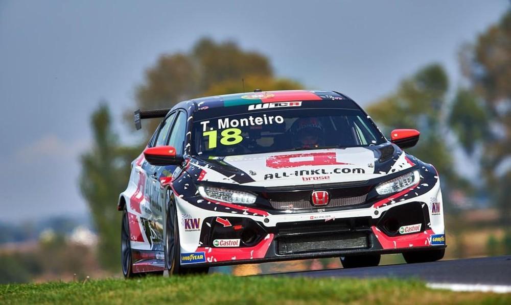 Tiago Monteiro (Münnich Motorsport)