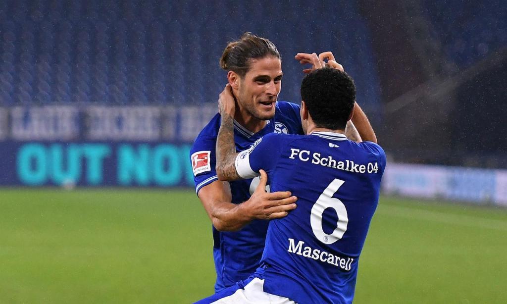 Schalke-União de Berlim