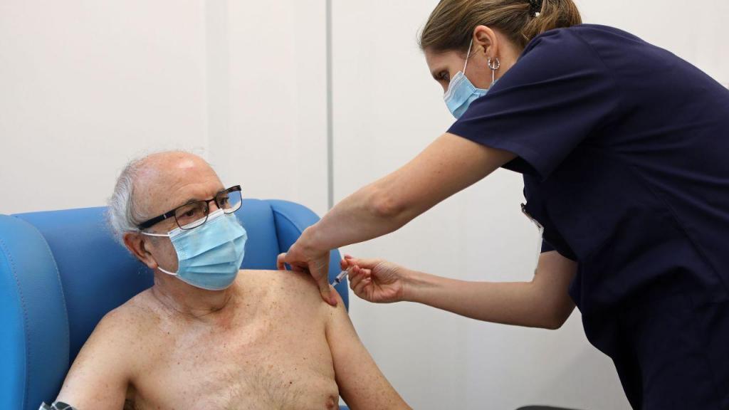 Início da segunda fase da vacinação contra a gripe