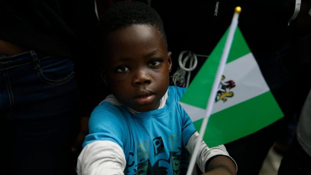 Protestos contra a polícia na Nigéria