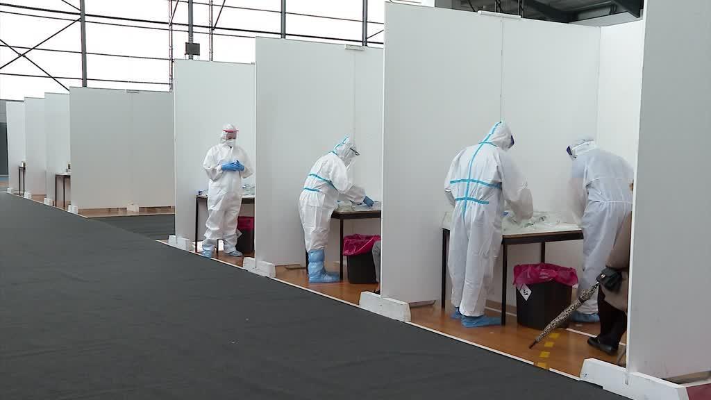 Covid-19: números de novas infeções na região Norte preocupam autoridades