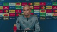 Pepe revela como reagiu à braçadeira de capitão do FC Porto