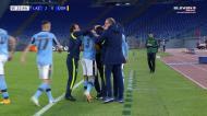 O 2-0 da Lazio frente ao Dortmund