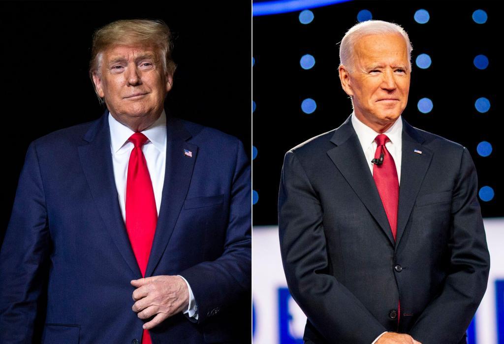 Trump vs Biden: o que cada um defende para os EUA e para o mundo | TVI24