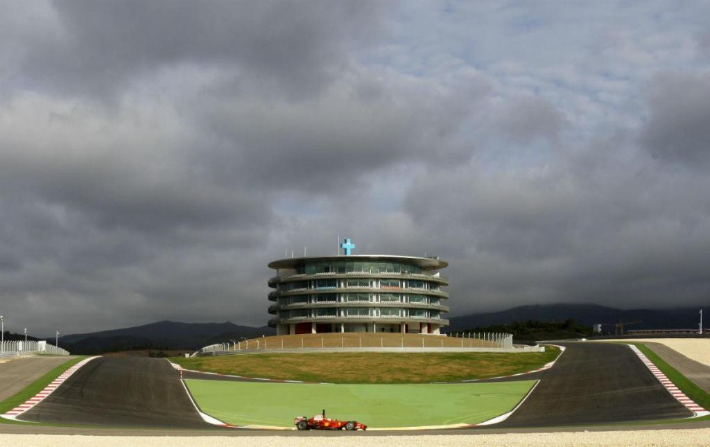 Autódromo Internacional do Algarve (Associated Press)