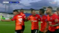 O golo de coloca Luís Castro em vantagem frente ao Real Madrid