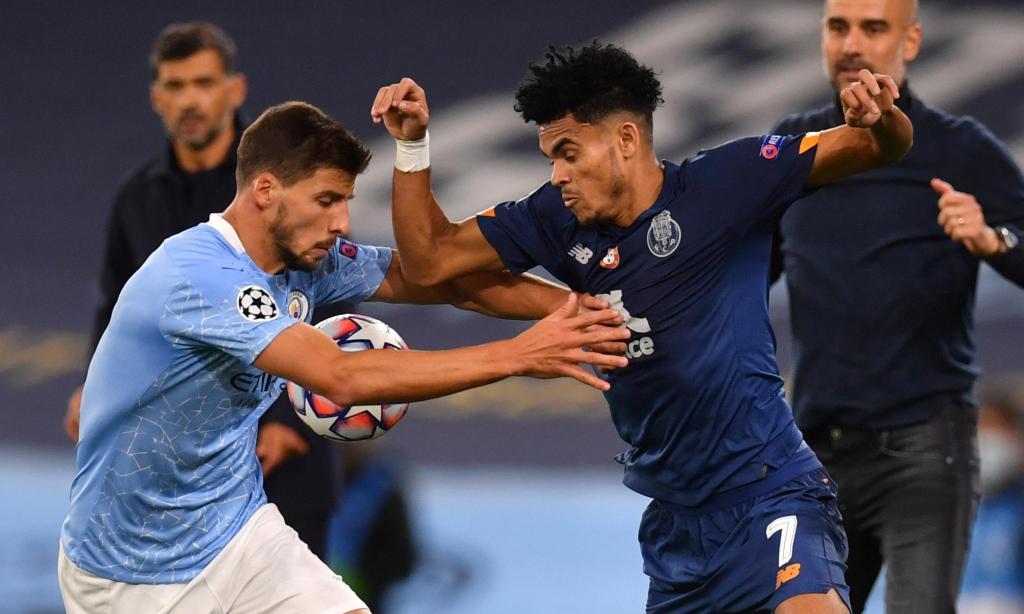 Manchester City-FC Porto
