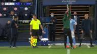 Conceição e Guardiola em discussão acesa no Man City-FC Porto