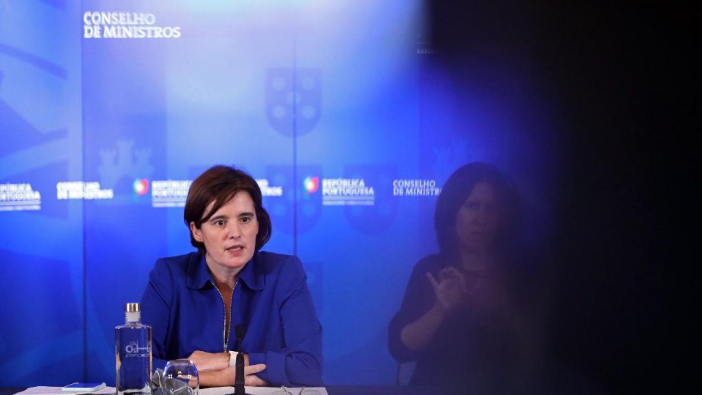 Mariana Vieira da Silva, ministra da Presidência