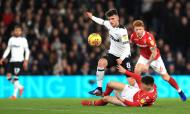 Derby County-Nottingham Forest