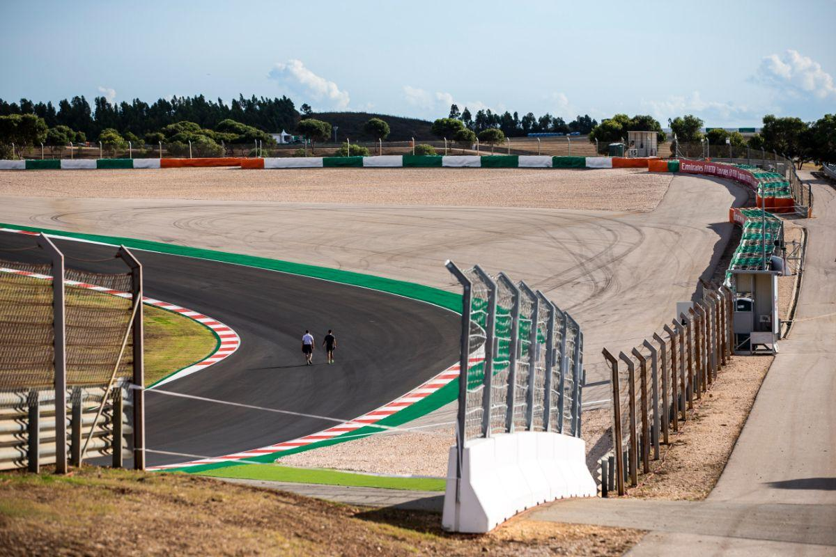 Autódromo Internacional do Algarve (Lusa)