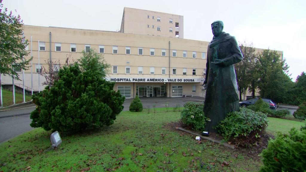 Hospital de Penafiel já tem 100 doentes internados com covid-19