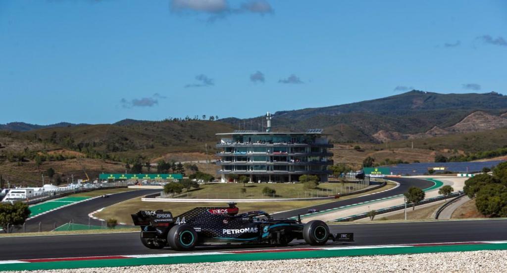 Fórmula 1 (Armando Franca/EPA)