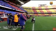 Cânticos Míticos: um grito valente que chega do Camp Nou