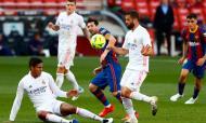 Barcelona-Real Madrid (AP Photo/Joan Monfort)