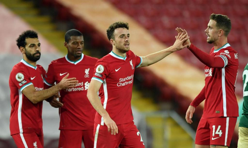Liverpool venceu Sheffield United