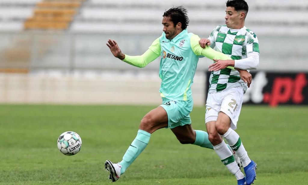 Moreirense-Marítimo (José Coelho/Lusa)