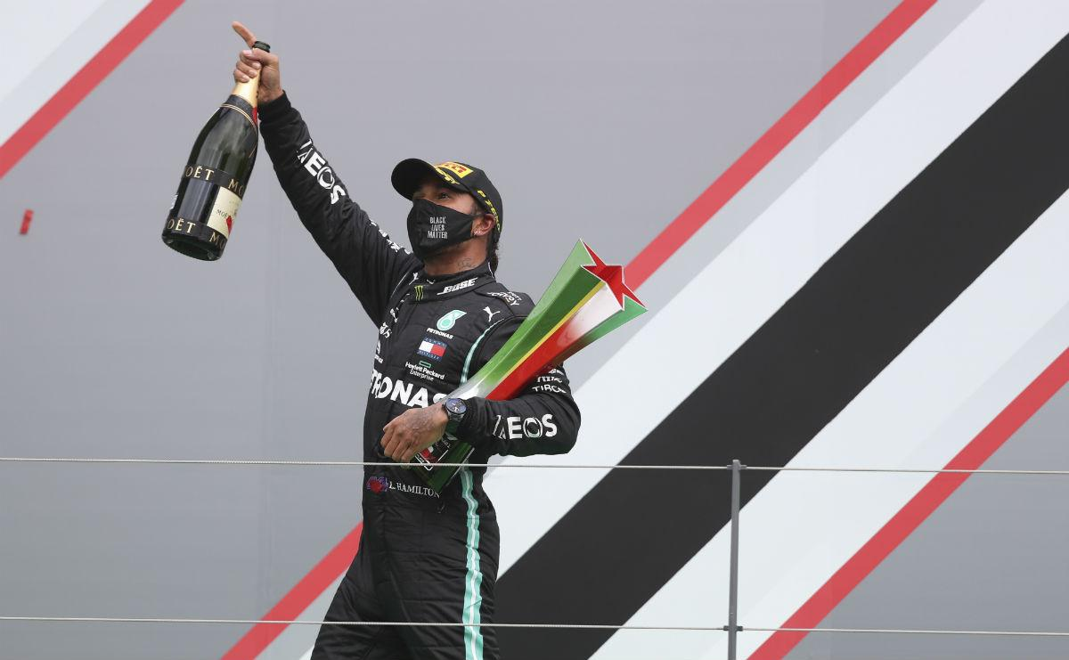 Lewis Hamilton (Associated Press)