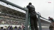 Hamilton vence em Portimão e bate recorde de Schumacher