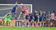 Juventus-Hellas Verona (Alessandro Di Marco/EPA)