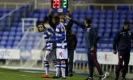 Tomás Esteves, lateral-direito emprestado pelo FC Porto ao Reading