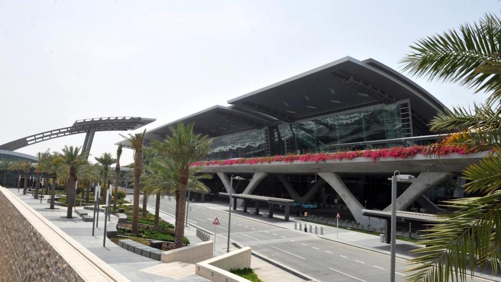 Aeroporto Internacional de Hamad