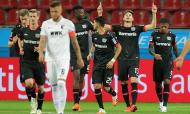 Bayer Leverkusen-Augsburgo (Friedemann Vogel/EPA)