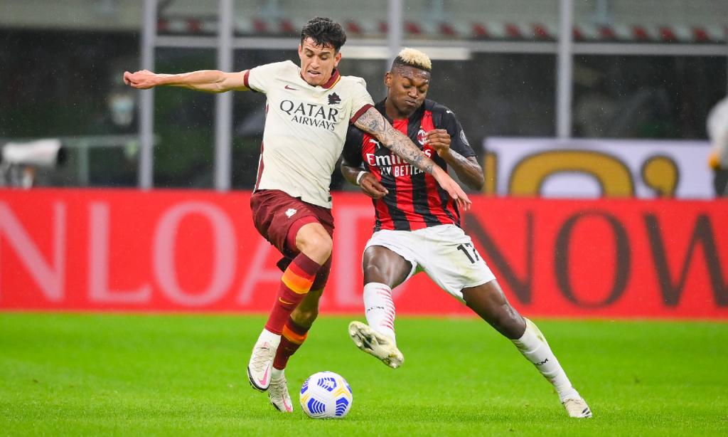 Milan-Roma (Fabio Rossi/AP)
