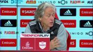 «Espero que a lesão do Grimaldo não seja grave»
