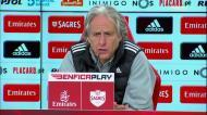 «Fadiga? Não me posso queixar, o Benfica tem plantel para isso»