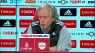 «O Gabriel precisava de uma folga, mas vai jogar quinta-feira»