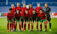 Seleção feminina de Portugal vence Chipre no apuramento para o Euro 2022 (FPF)