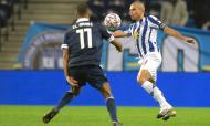 FC Porto-Olympiakos (Fernando Veludo/LUSA)