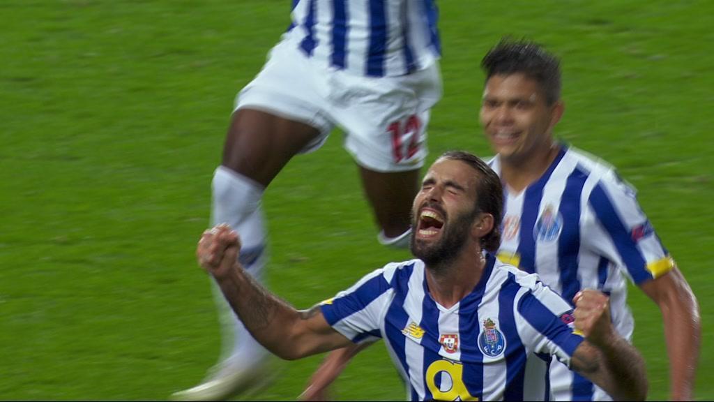 Marega assiste e Sérgio Oliveira dá conforto ao FC Porto