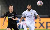 Borussia Monchengladbach-Real Madrid (Sascha Steinbach/EPA)