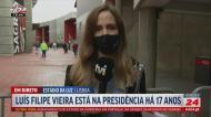 Grande afluência no Estádio da Luz para votar nas eleições do Benfica