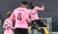 Juventus-Barcelona (Alessandro Di Marco/ANSA)