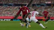 Rashford bisa e aumenta para o Man Utd diante do Leipzig