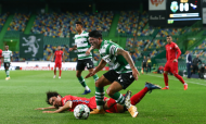 Sporting-Gil Vicente (António Cotrim/LUSA)
