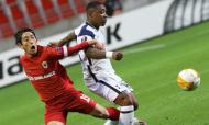 Antuérpia-Tottenham (Francois Walschaerts/AP)