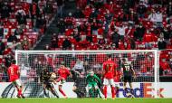 Benfica-Standard Liège (José Sena Goulão/LUSA)