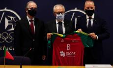 Andebol: Portugal e Espanha assinam protocolo para organizar Europeu