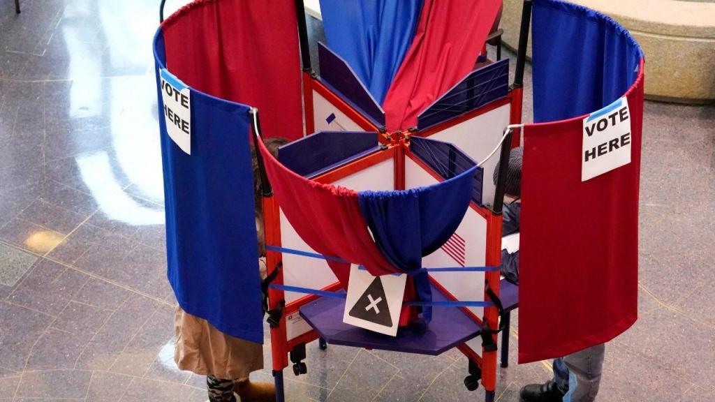 Votação nos EUA