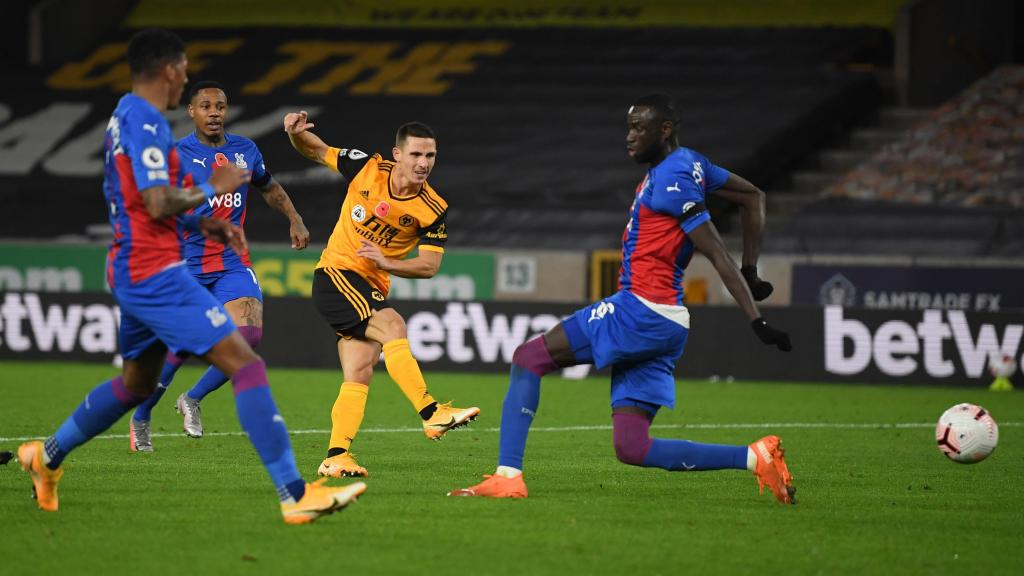 Wolves-Crystal Palace