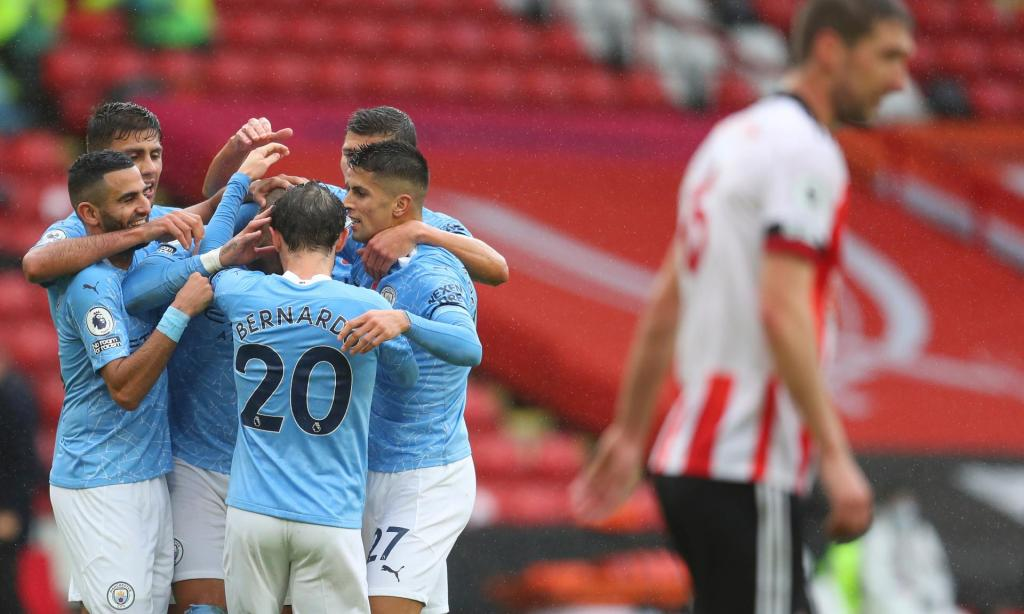 Sheffield United-Manchester City