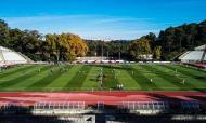 14. Estádio do Jamor (Belenenses), média de 3.58 estrelas
