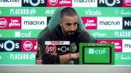 «Quatro vitórias e um empate? Não é nada de especial»