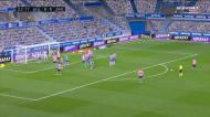 A forma incrível como o Alavés decidiu defender um livre de Messi