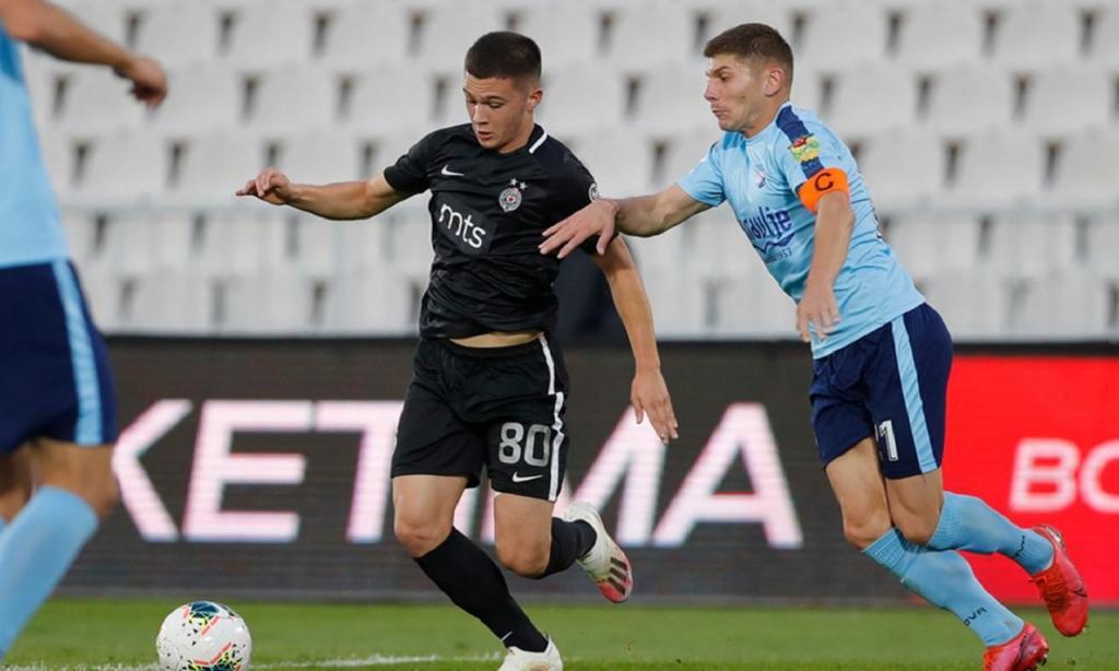 Filip Stevanovic (Partizan)